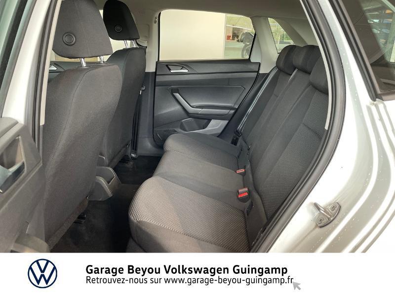 Photo 11 de l'offre de VOLKSWAGEN Polo 1.6 TDI 80ch Trendline Business Euro6d-T à 15990€ chez Garage Beyou - Volkswagen Guingamp