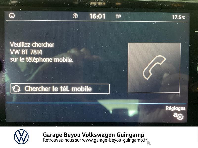 Photo 18 de l'offre de VOLKSWAGEN Polo 1.6 TDI 80ch Trendline Business Euro6d-T à 15990€ chez Garage Beyou - Volkswagen Guingamp