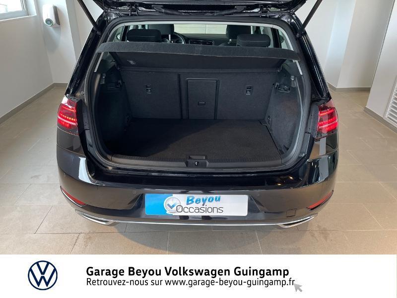 Photo 12 de l'offre de VOLKSWAGEN Golf 2.0 TDI 150ch FAP Carat DSG7 5p à 22990€ chez Garage Beyou - Volkswagen Guingamp