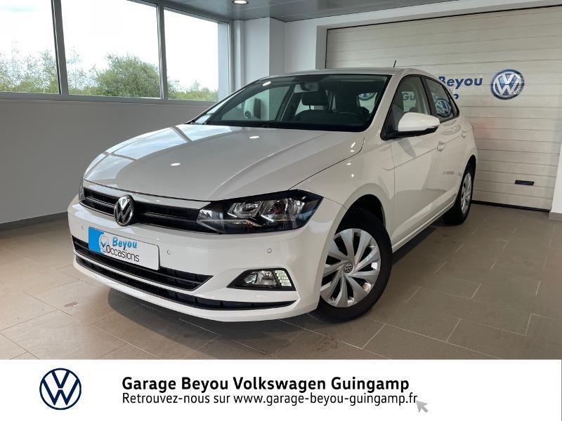 Photo 2 de l'offre de VOLKSWAGEN Polo 1.6 TDI 80ch Trendline Business Euro6d-T à 15990€ chez Garage Beyou - Volkswagen Guingamp