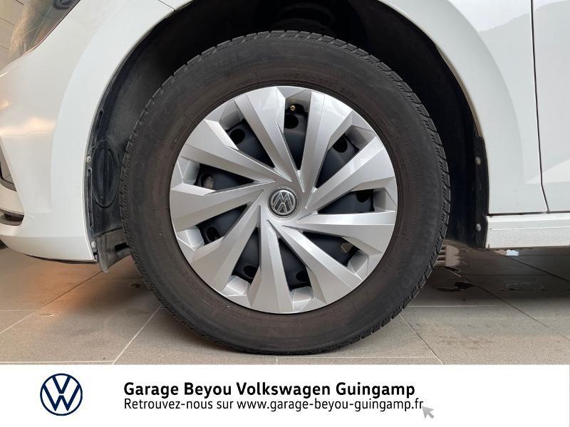 Photo 15 de l'offre de VOLKSWAGEN Polo 1.6 TDI 80ch Trendline Business Euro6d-T à 15990€ chez Garage Beyou - Volkswagen Guingamp