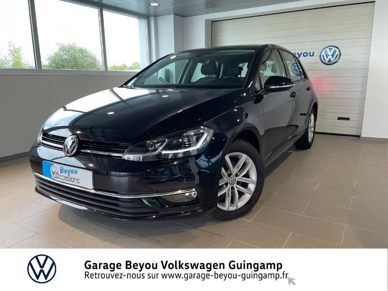 Photo 2 de l'offre de VOLKSWAGEN Golf 2.0 TDI 150ch FAP Carat DSG7 5p à 22990€ chez Garage Beyou - Volkswagen Guingamp