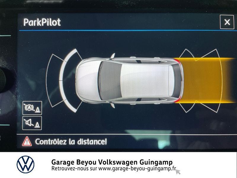 Photo 17 de l'offre de VOLKSWAGEN Polo 1.6 TDI 80ch Trendline Business Euro6d-T à 15990€ chez Garage Beyou - Volkswagen Guingamp