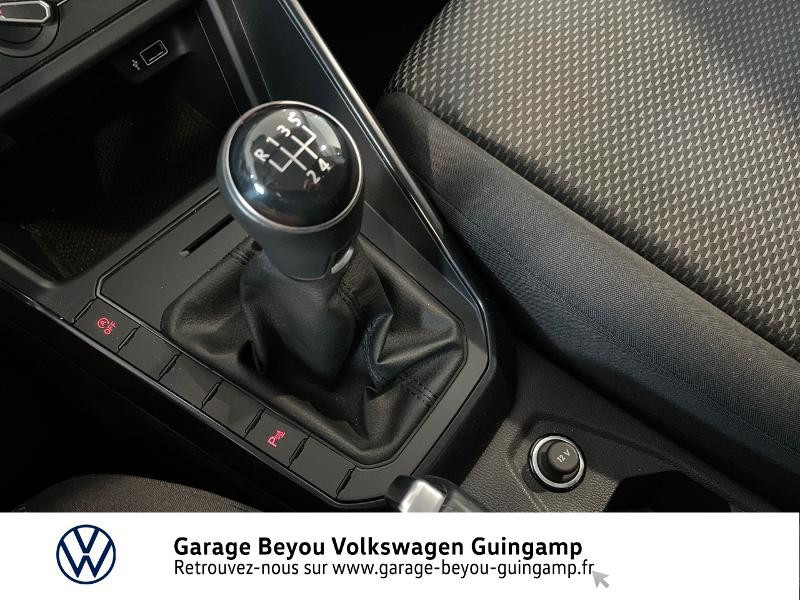 Photo 10 de l'offre de VOLKSWAGEN Polo 1.6 TDI 80ch Trendline Business Euro6d-T à 15990€ chez Garage Beyou - Volkswagen Guingamp