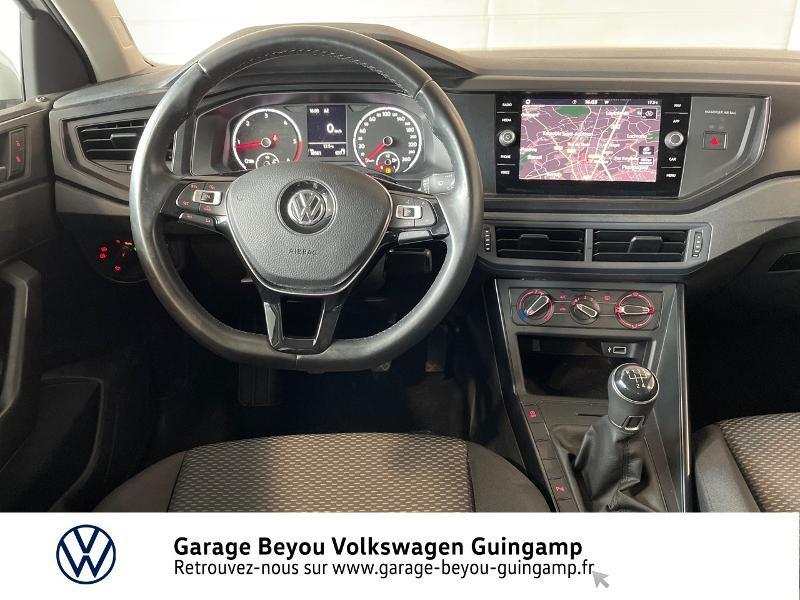 Photo 7 de l'offre de VOLKSWAGEN Polo 1.6 TDI 80ch Trendline Business Euro6d-T à 15990€ chez Garage Beyou - Volkswagen Guingamp