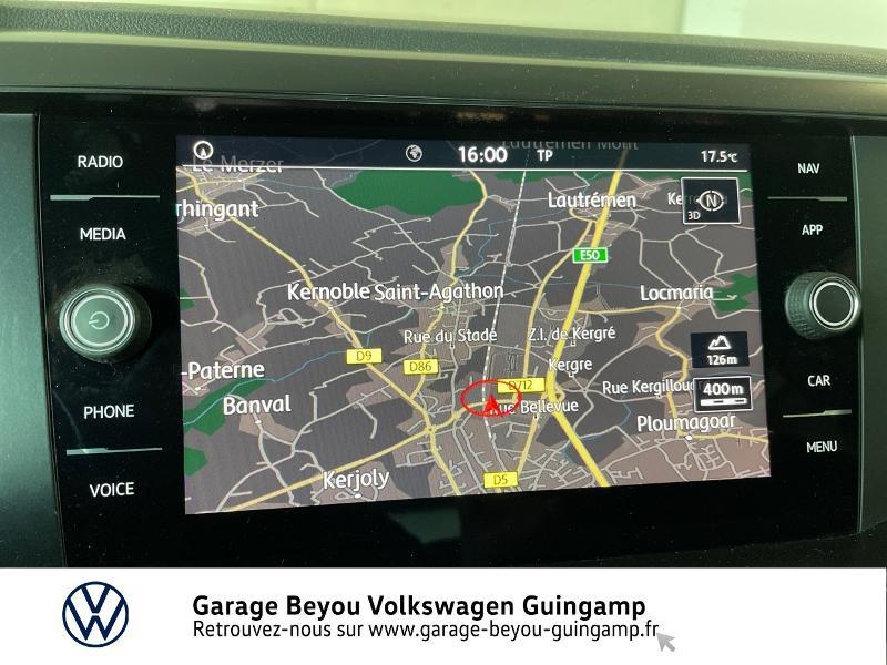 Photo 8 de l'offre de VOLKSWAGEN Polo 1.6 TDI 80ch Trendline Business Euro6d-T à 15990€ chez Garage Beyou - Volkswagen Guingamp