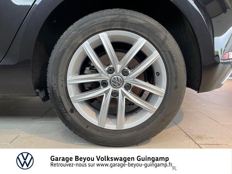 Photo 16 de l'offre de VOLKSWAGEN Golf 2.0 TDI 150ch FAP Carat DSG7 5p à 22990€ chez Garage Beyou - Volkswagen Guingamp