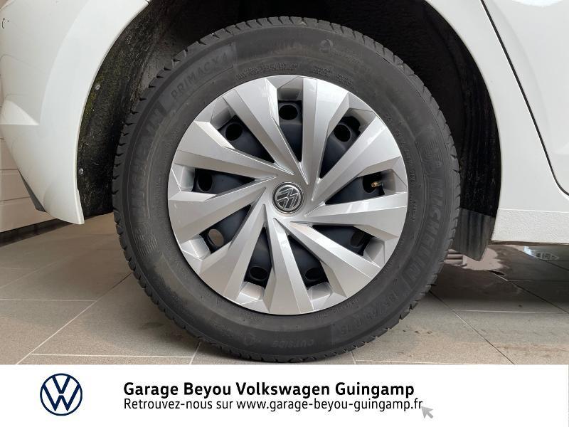 Photo 14 de l'offre de VOLKSWAGEN Polo 1.6 TDI 80ch Trendline Business Euro6d-T à 15990€ chez Garage Beyou - Volkswagen Guingamp