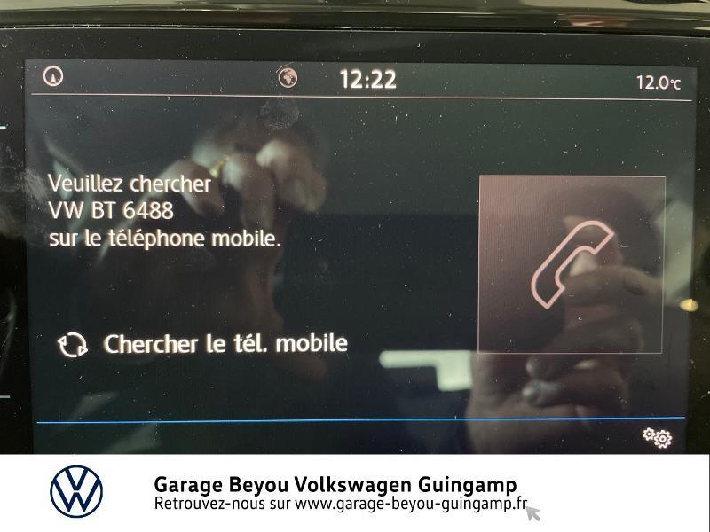 Photo 20 de l'offre de VOLKSWAGEN Golf 2.0 TDI 150ch FAP Carat DSG7 5p à 22990€ chez Garage Beyou - Volkswagen Guingamp