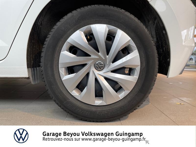 Photo 16 de l'offre de VOLKSWAGEN Polo 1.6 TDI 80ch Trendline Business Euro6d-T à 15990€ chez Garage Beyou - Volkswagen Guingamp