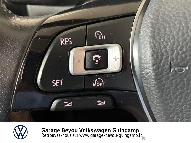 Photo 19 de l'offre de VOLKSWAGEN Golf 2.0 TDI 150ch FAP Carat DSG7 5p à 22990€ chez Garage Beyou - Volkswagen Guingamp