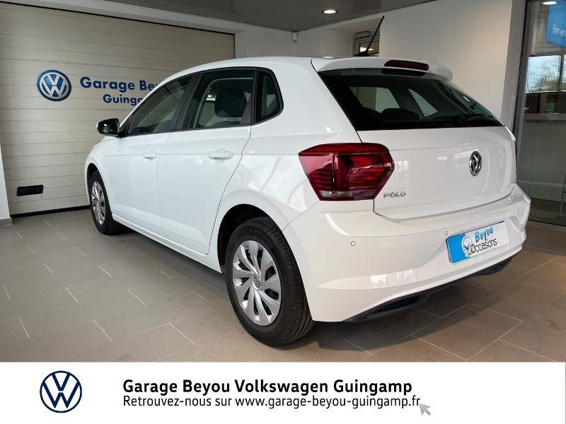 Photo 3 de l'offre de VOLKSWAGEN Polo 1.6 TDI 80ch Trendline Business Euro6d-T à 15990€ chez Garage Beyou - Volkswagen Guingamp