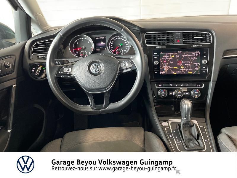 Photo 7 de l'offre de VOLKSWAGEN Golf 2.0 TDI 150ch FAP Carat DSG7 5p à 22990€ chez Garage Beyou - Volkswagen Guingamp