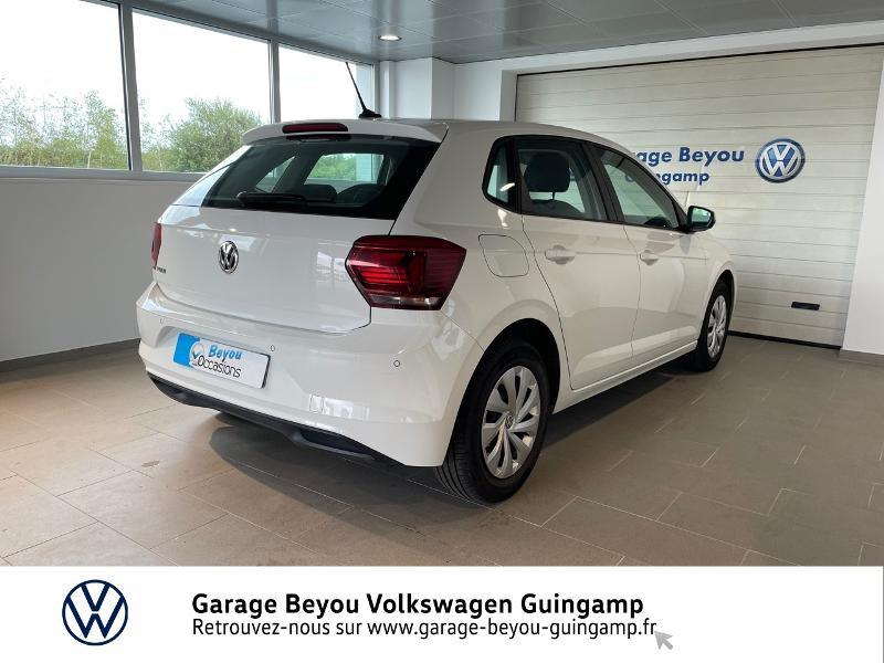 Photo 4 de l'offre de VOLKSWAGEN Polo 1.6 TDI 80ch Trendline Business Euro6d-T à 15990€ chez Garage Beyou - Volkswagen Guingamp