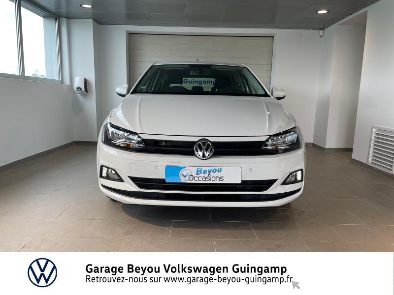 Photo 5 de l'offre de VOLKSWAGEN Polo 1.6 TDI 80ch Trendline Business Euro6d-T à 15990€ chez Garage Beyou - Volkswagen Guingamp