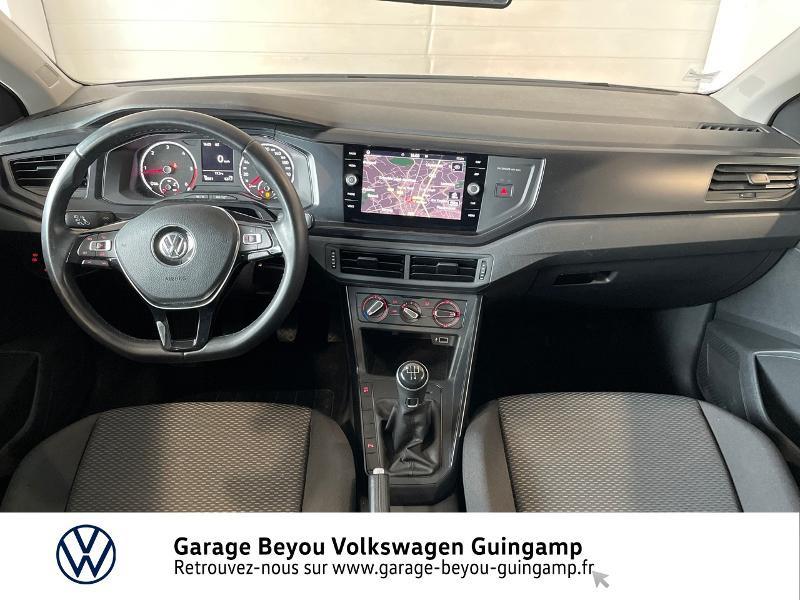 Photo 6 de l'offre de VOLKSWAGEN Polo 1.6 TDI 80ch Trendline Business Euro6d-T à 15990€ chez Garage Beyou - Volkswagen Guingamp