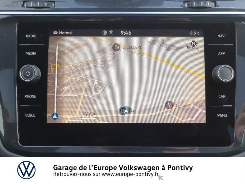 Photo 8 de l'offre de VOLKSWAGEN Tiguan 2.0 TDI 200ch Elegance 4Motion DSG7 à 46900€ chez Garage de L'Europe - Volkswagen Pontivy