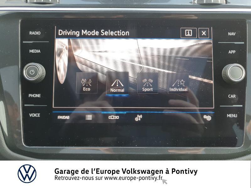 Photo 19 de l'offre de VOLKSWAGEN Tiguan 2.0 TDI 200ch Elegance 4Motion DSG7 à 46900€ chez Garage de L'Europe - Volkswagen Pontivy