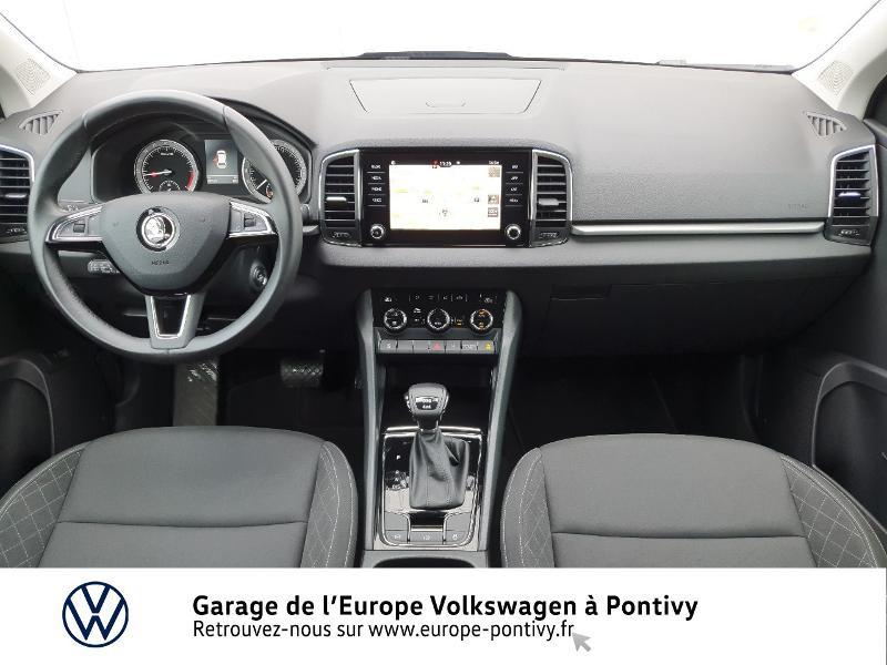 Photo 6 de l'offre de SKODA Karoq 2.0 TDI 150ch SCR Business 4x4 DSG à 25490€ chez Garage de L'Europe - Volkswagen Pontivy