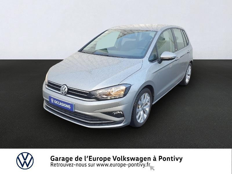 Volkswagen Golf Sportsvan 1.0 TSI 110ch BlueMotion Technology Connect DSG7 Essence GRIS TUNGSTENE METAL Occasion à vendre