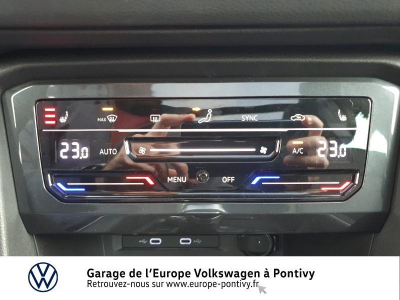 Photo 18 de l'offre de VOLKSWAGEN Tiguan 2.0 TDI 200ch Elegance 4Motion DSG7 à 46900€ chez Garage de L'Europe - Volkswagen Pontivy