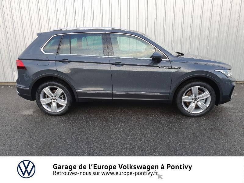 Photo 4 de l'offre de VOLKSWAGEN Tiguan 2.0 TDI 200ch Elegance 4Motion DSG7 à 46900€ chez Garage de L'Europe - Volkswagen Pontivy