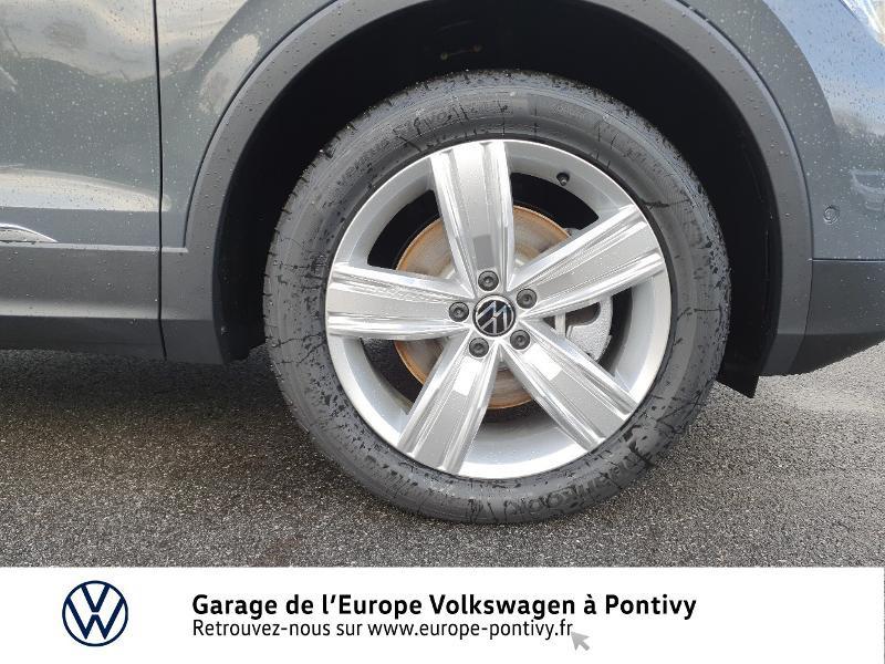 Photo 14 de l'offre de VOLKSWAGEN Tiguan 2.0 TDI 200ch Elegance 4Motion DSG7 à 46900€ chez Garage de L'Europe - Volkswagen Pontivy