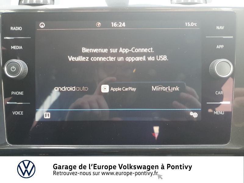 Photo 18 de l'offre de VOLKSWAGEN Golf 1.6 TDI 115ch FAP Confortline Business 5p à 16490€ chez Garage de L'Europe - Volkswagen Pontivy