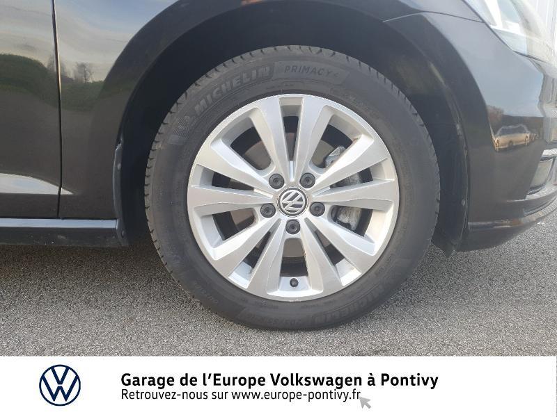 Photo 14 de l'offre de VOLKSWAGEN Golf 1.6 TDI 115ch FAP Confortline Business 5p à 16490€ chez Garage de L'Europe - Volkswagen Pontivy