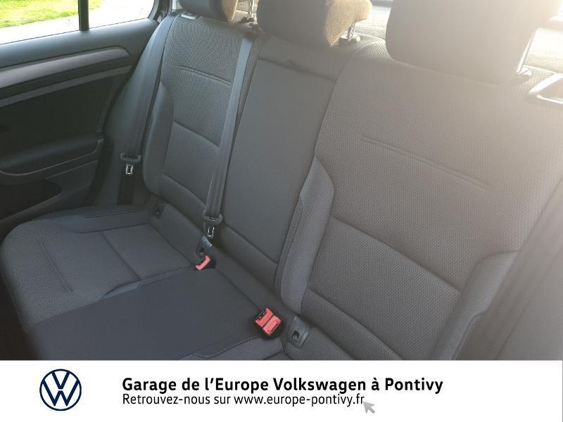 Photo 11 de l'offre de VOLKSWAGEN Golf 1.6 TDI 115ch FAP Confortline Business 5p à 16490€ chez Garage de L'Europe - Volkswagen Pontivy