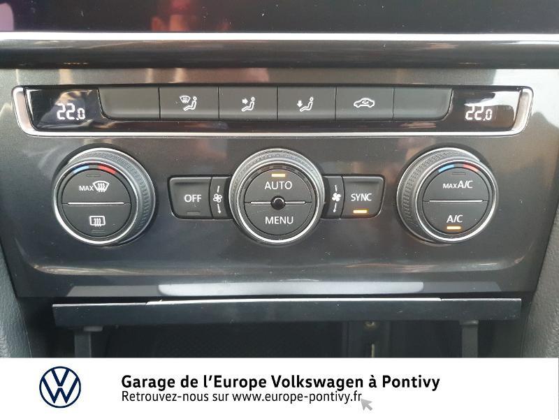 Photo 20 de l'offre de VOLKSWAGEN Golf 1.6 TDI 115ch FAP Confortline Business 5p à 16490€ chez Garage de L'Europe - Volkswagen Pontivy