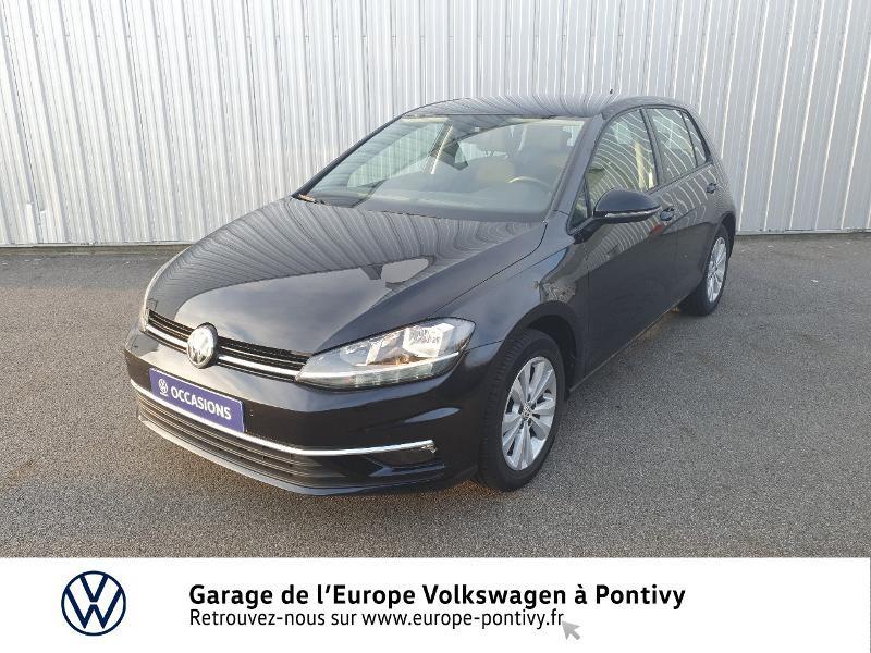 Photo 21 de l'offre de VOLKSWAGEN Golf 1.6 TDI 115ch FAP Confortline Business 5p à 16490€ chez Garage de L'Europe - Volkswagen Pontivy