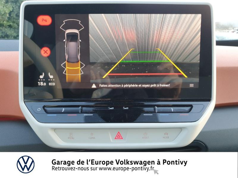Photo 18 de l'offre de VOLKSWAGEN ID.3 204ch 1st Plus à 37990€ chez Garage de L'Europe - Volkswagen Pontivy