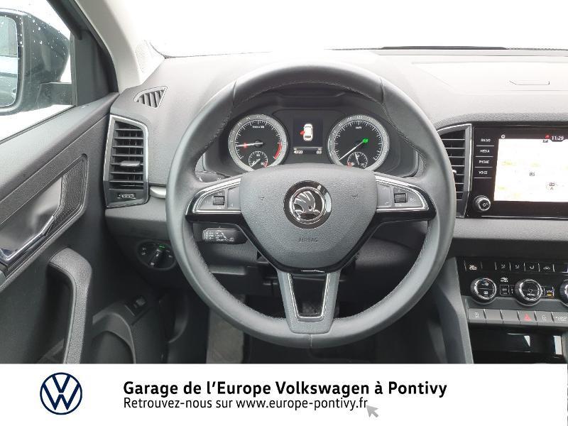 Photo 7 de l'offre de SKODA Karoq 2.0 TDI 150ch SCR Business 4x4 DSG à 25490€ chez Garage de L'Europe - Volkswagen Pontivy