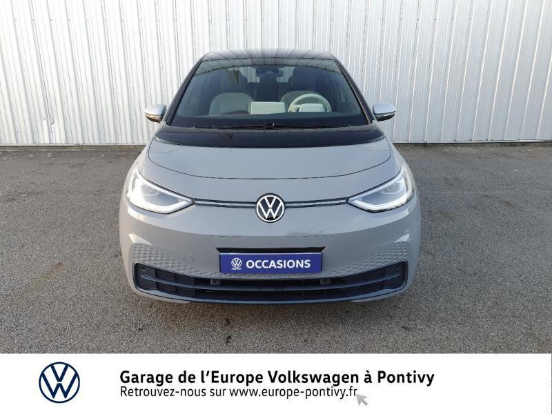 Photo 5 de l'offre de VOLKSWAGEN ID.3 204ch 1st Plus à 37990€ chez Garage de L'Europe - Volkswagen Pontivy