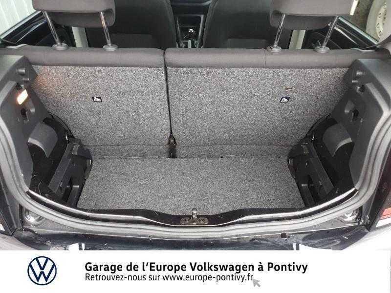 Photo 12 de l'offre de VOLKSWAGEN up! 1.0 60ch BlueMotion Technology Move up! 5p à 8480€ chez Garage de L'Europe - Volkswagen Pontivy