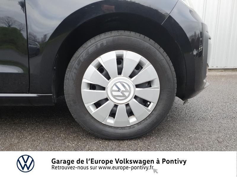 Photo 13 de l'offre de VOLKSWAGEN up! 1.0 60ch BlueMotion Technology Move up! 5p à 8480€ chez Garage de L'Europe - Volkswagen Pontivy