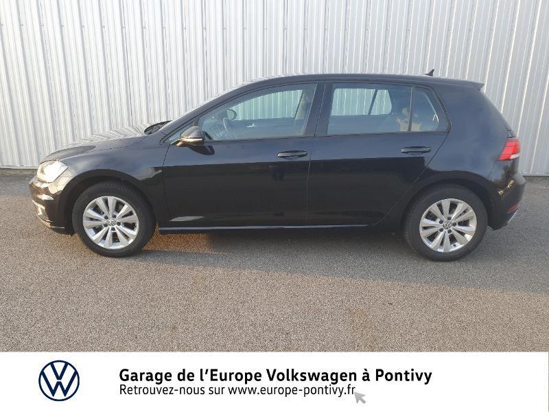 Photo 2 de l'offre de VOLKSWAGEN Golf 1.6 TDI 115ch FAP Confortline Business 5p à 16490€ chez Garage de L'Europe - Volkswagen Pontivy