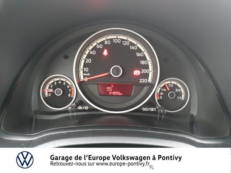 Photo 9 de l'offre de VOLKSWAGEN up! 1.0 60ch BlueMotion Technology Move up! 5p à 8480€ chez Garage de L'Europe - Volkswagen Pontivy