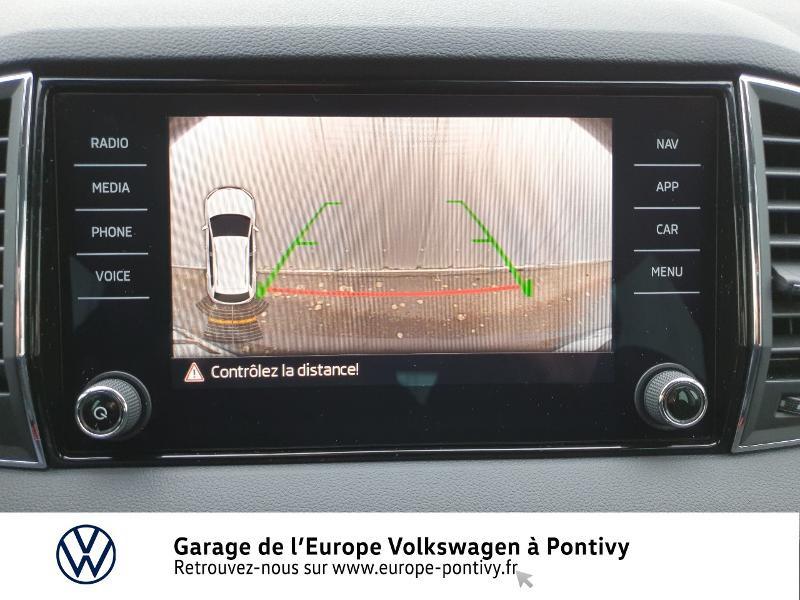Photo 19 de l'offre de SKODA Karoq 2.0 TDI 150ch SCR Business 4x4 DSG à 25490€ chez Garage de L'Europe - Volkswagen Pontivy