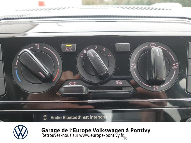 Photo 17 de l'offre de VOLKSWAGEN up! 1.0 60ch BlueMotion Technology Move up! 5p à 8480€ chez Garage de L'Europe - Volkswagen Pontivy