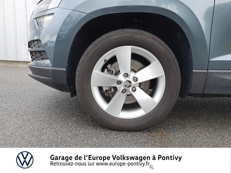 Photo 16 de l'offre de SKODA Karoq 2.0 TDI 150ch SCR Business 4x4 DSG à 25490€ chez Garage de L'Europe - Volkswagen Pontivy