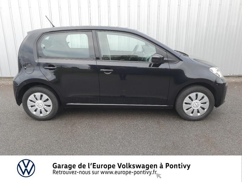 Photo 4 de l'offre de VOLKSWAGEN up! 1.0 60ch BlueMotion Technology Move up! 5p à 8480€ chez Garage de L'Europe - Volkswagen Pontivy