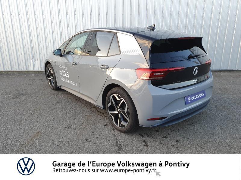 Photo 3 de l'offre de VOLKSWAGEN ID.3 204ch 1st Plus à 37990€ chez Garage de L'Europe - Volkswagen Pontivy