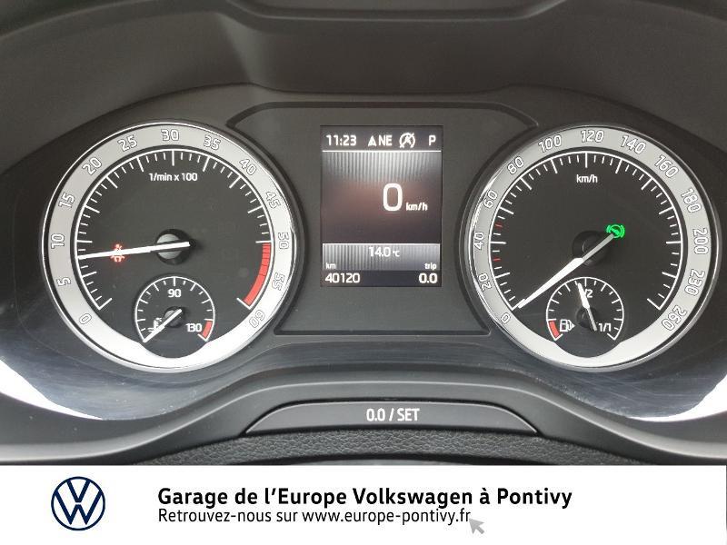 Photo 9 de l'offre de SKODA Karoq 2.0 TDI 150ch SCR Business 4x4 DSG à 25490€ chez Garage de L'Europe - Volkswagen Pontivy