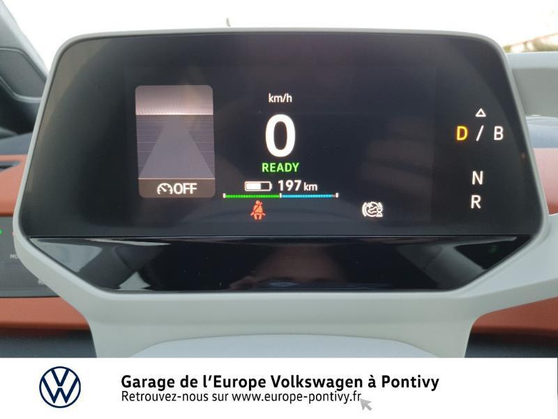 Photo 9 de l'offre de VOLKSWAGEN ID.3 204ch 1st Plus à 37990€ chez Garage de L'Europe - Volkswagen Pontivy