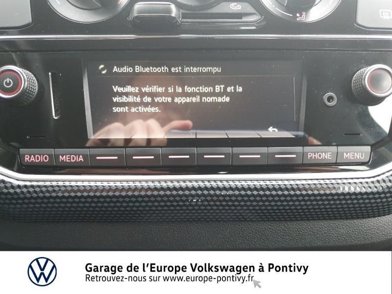Photo 8 de l'offre de VOLKSWAGEN up! 1.0 60ch BlueMotion Technology Move up! 5p à 8480€ chez Garage de L'Europe - Volkswagen Pontivy