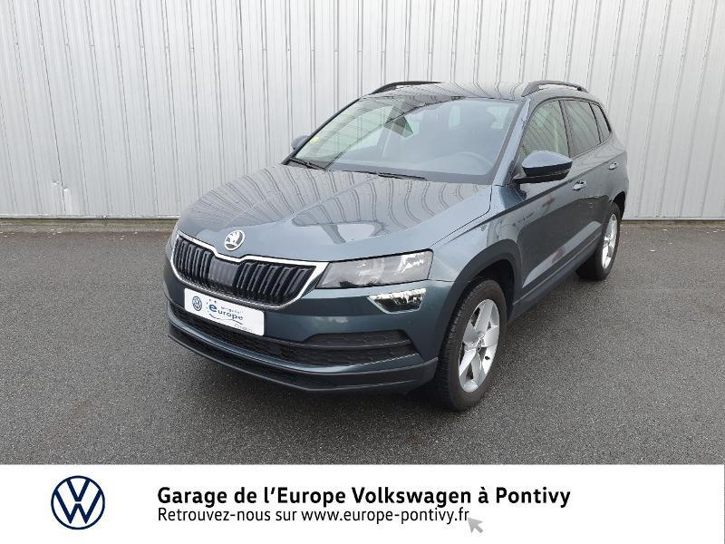 Photo 21 de l'offre de SKODA Karoq 2.0 TDI 150ch SCR Business 4x4 DSG à 25490€ chez Garage de L'Europe - Volkswagen Pontivy