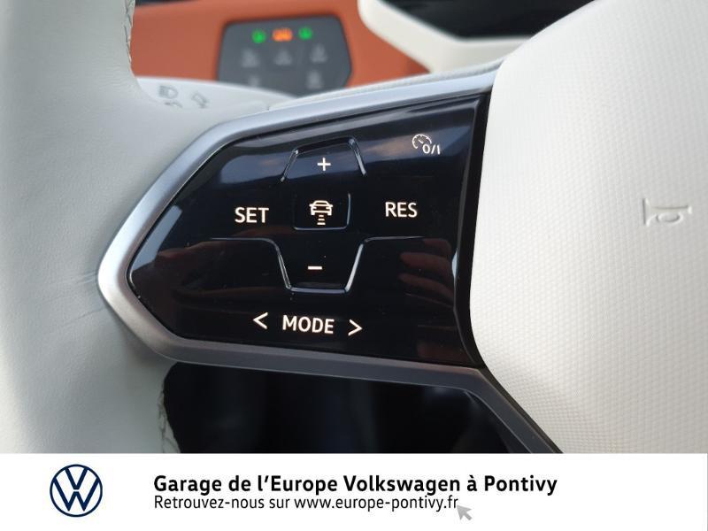Photo 20 de l'offre de VOLKSWAGEN ID.3 204ch 1st Plus à 37990€ chez Garage de L'Europe - Volkswagen Pontivy