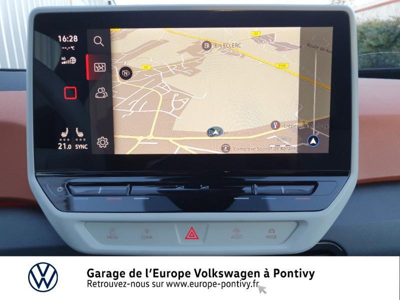 Photo 8 de l'offre de VOLKSWAGEN ID.3 204ch 1st Plus à 37990€ chez Garage de L'Europe - Volkswagen Pontivy